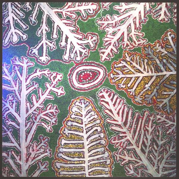 Aboriginal art- Ian potter