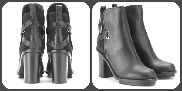 Acne boots 2 Collage