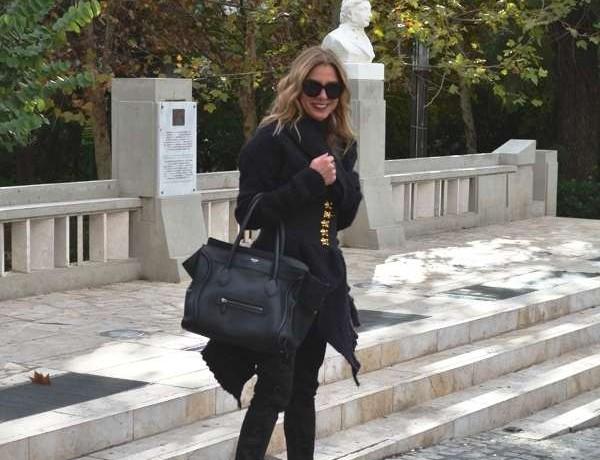 Street Style- The cardigan coat