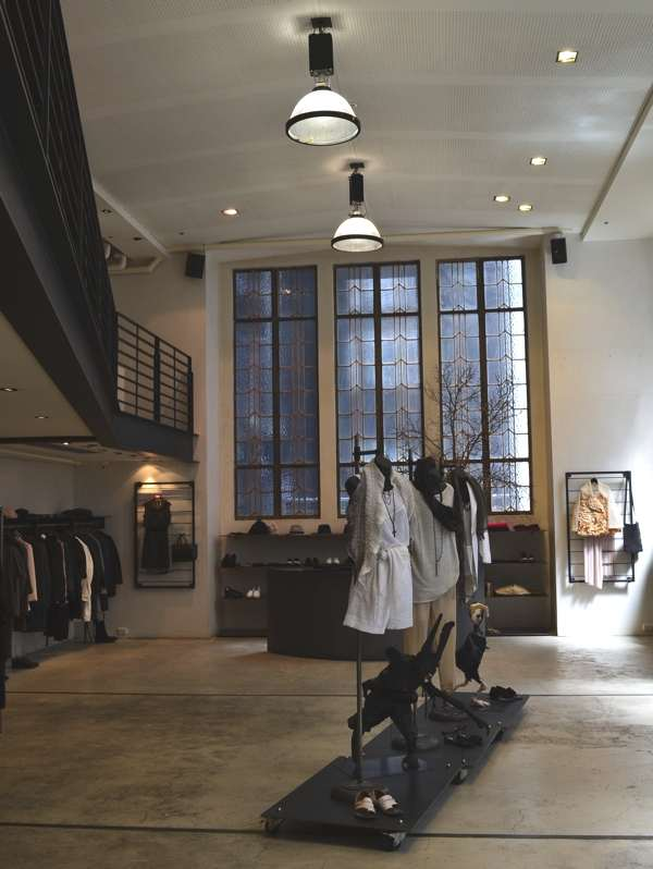CoseIpanema boutique interior