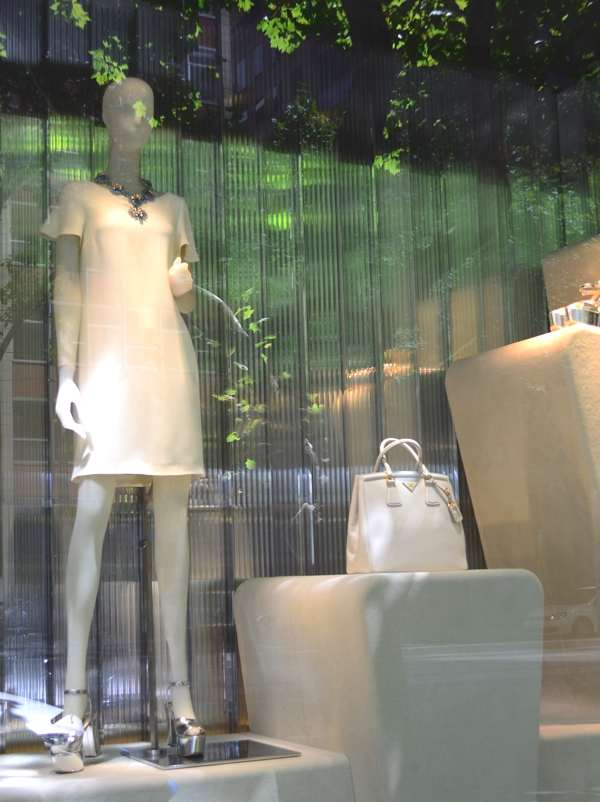 Prada Window Melbourne