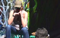 Travel Australia- Melbourne Street Art Graffiti and My Outfit