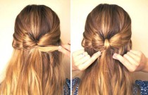 Hair Style Ideas- The Hair Bow (Video)