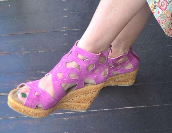 Yanna Edwardian House shoes
