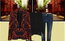 Icelle's Outfit Collage- The Statement Jacket