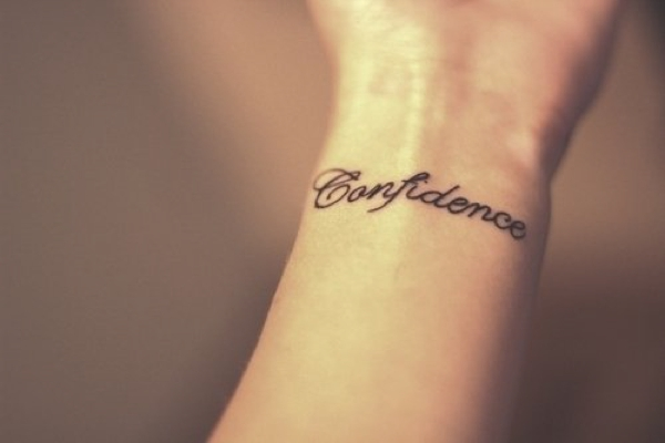 tattoo confidence