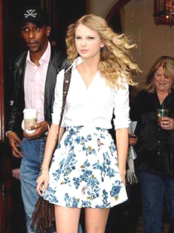 Taylor Swift Casual Outfits 2013