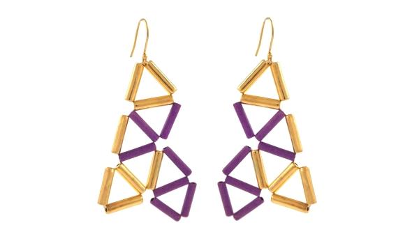 Bela Louloudaki earrings