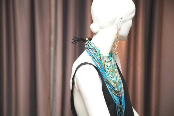 Bela Louloudaki necklace