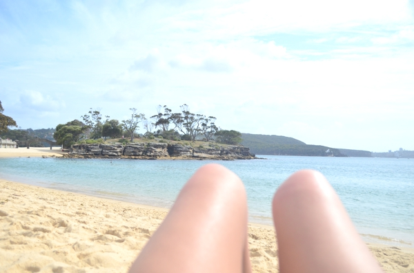 Sydney beach