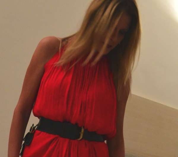 Isabel Marant- The Valentine Red Dress 1