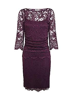 KALIKO Two Lace Dress
