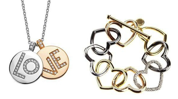 Love, heart jewelry