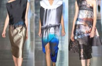 Extra Extra… London Fashion Week- Mary Katrantzou Fall 2013 (VIDEO)