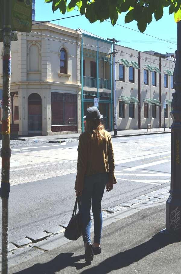Melbourne, Lanvin Flats