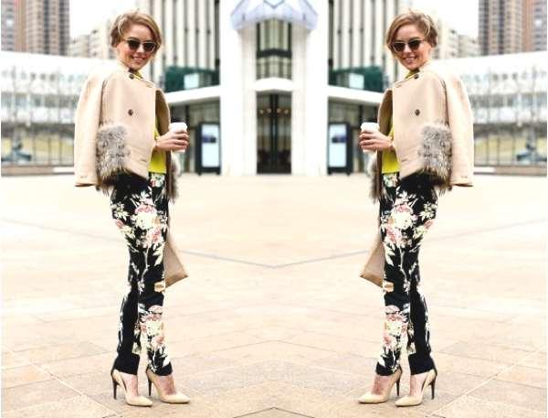 NYFW-floral pants
