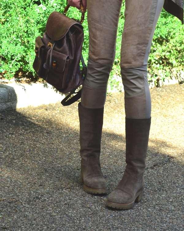 Prada casual boots