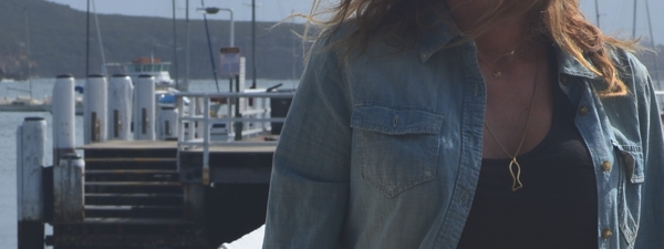 Sydney-Denim shorts and denim shirt-0013