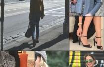 January 2013 Lookbook- Outfits Summary