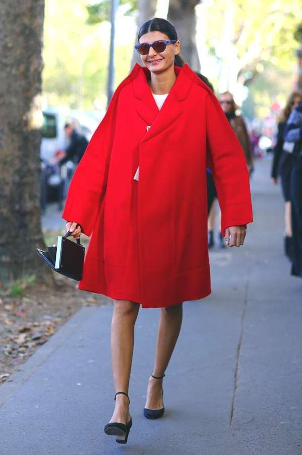 giovanna-battaglia- red coat