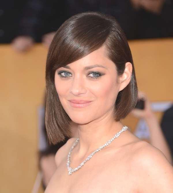 Best Celebrity Hairstyle Marion Cotillard Trendsurvivor