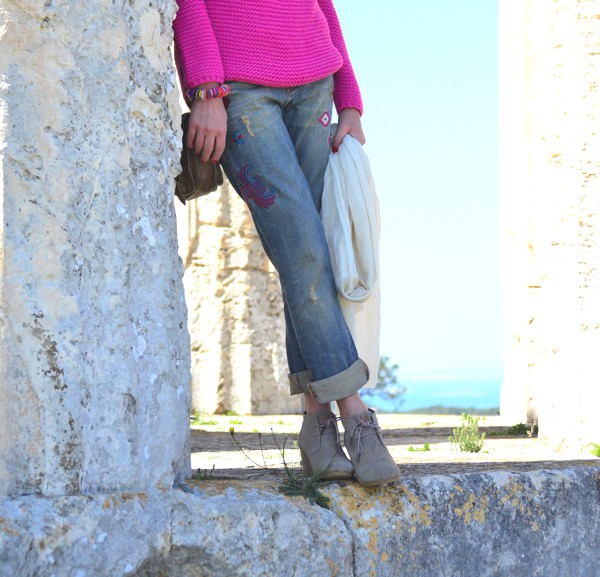 Aigina Temple of Aphaia- A Weekend Ensemble-0004