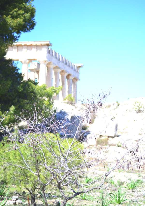 Aigina Temple of Aphaia- A Weekend Ensemble 1
