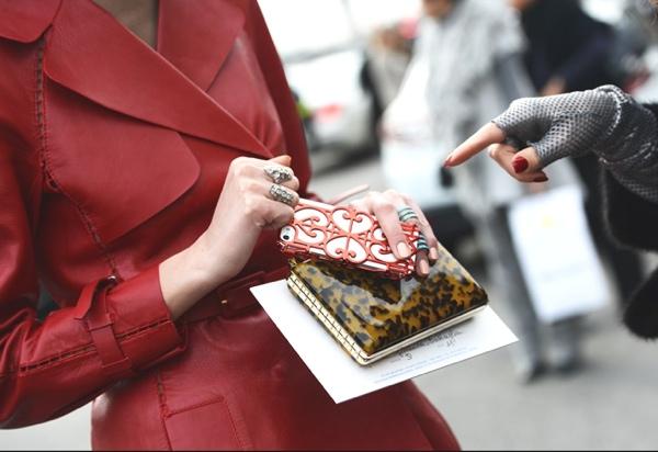 Battaglia's red coat