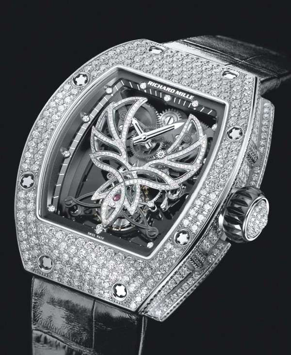 Celebs Go Crazy for Richard Mille Watches-Michelle Yeoh -RM 051