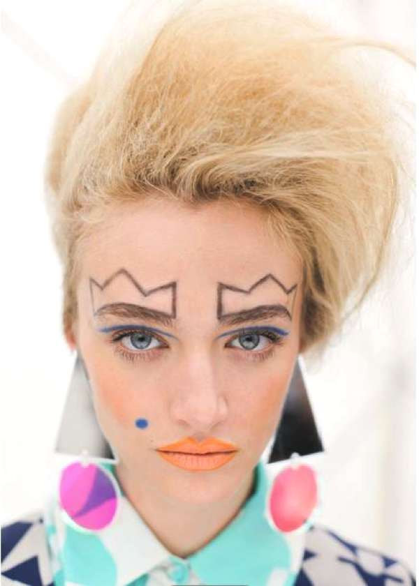 Harlequin Clown Makeup http://www.pic2fly.com/Harlequin+Makeup+Ideas.html