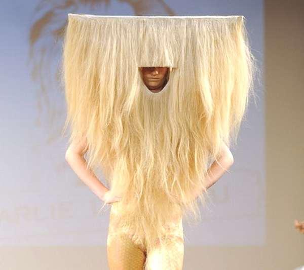 Halloween hairstyle unisex 05