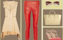 Hello Spring- Red Ivory Mix