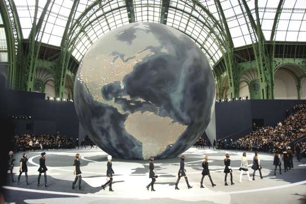 Inspiration- Chanel You Know How Runway 2013-14