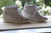 New In Isabel Marant- My White Shoes