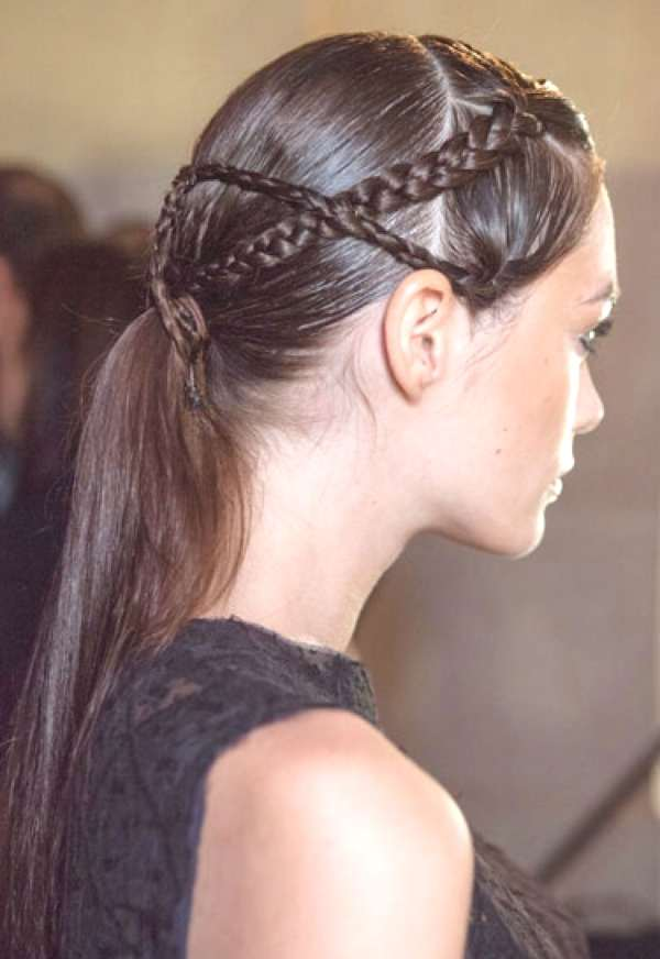 Marchesa-hair-trends-ss13-braids-bridal hairstyles
