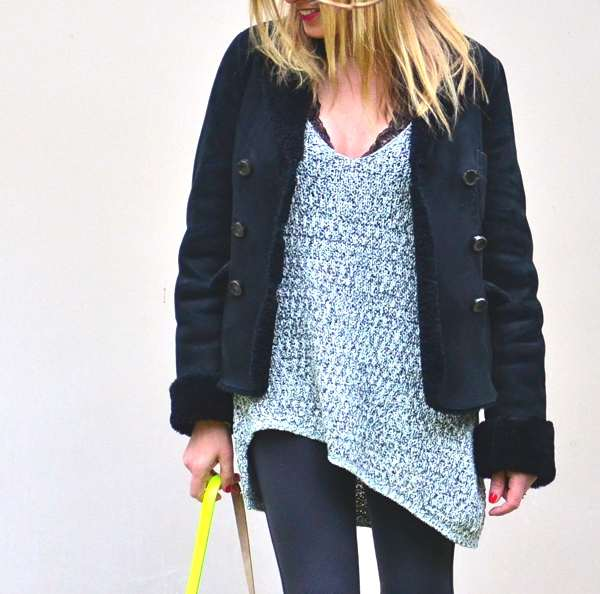 Street Style- Weekend Escape Zara Sweater