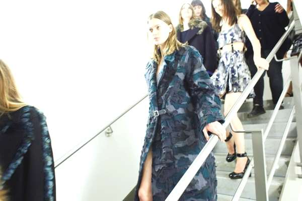 Trend Posting- Christopher Kane Camouflage Reworked 6