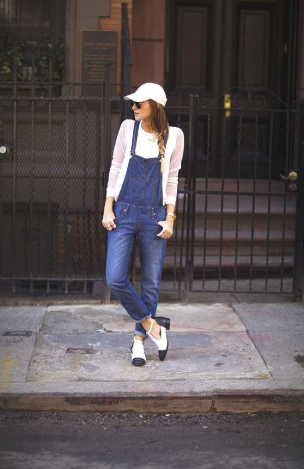 Trend Posting- Dungarees, Overalls... All Over we wore what by Danielle