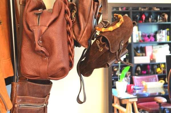 blogger closet room