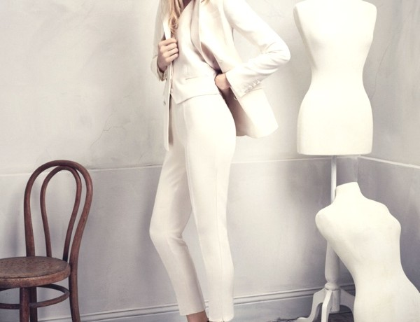Dorothea Barth Jorgensen for H&M Conscious Exclusive Collection 2013 suit