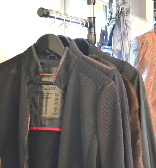 jackets Prada