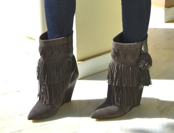Dania Isabel marant boots
