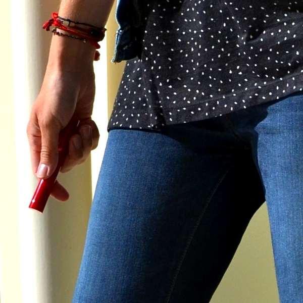 Dania's Armani maestro lipstick