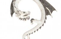 The Mono Dragon  Earring