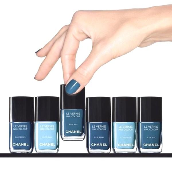 Inspiration - Fashionable Color Blue-0011