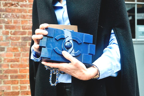 Inspiration - Fashionable Color Blue-0014