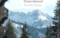 Luxury Holidays Courchevel- The Hot Spots