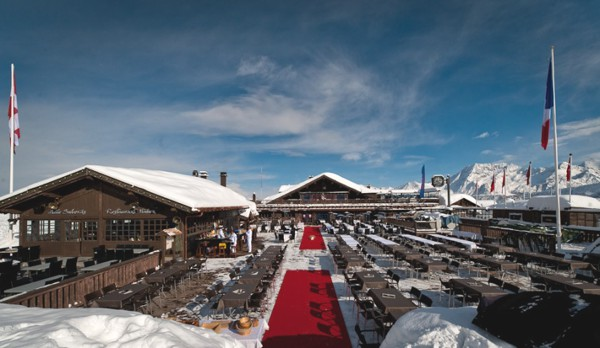 Luxury Travel Courchevel- Hot Spots