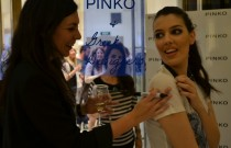 Pinko and Greek Designers