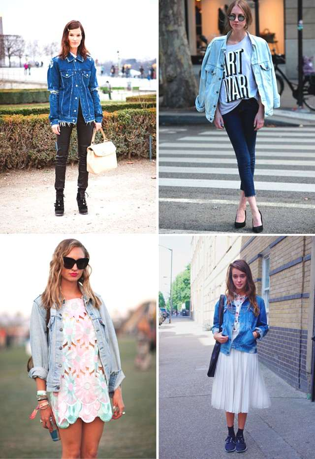 Street Style Stars in Denim Jackets-0004
